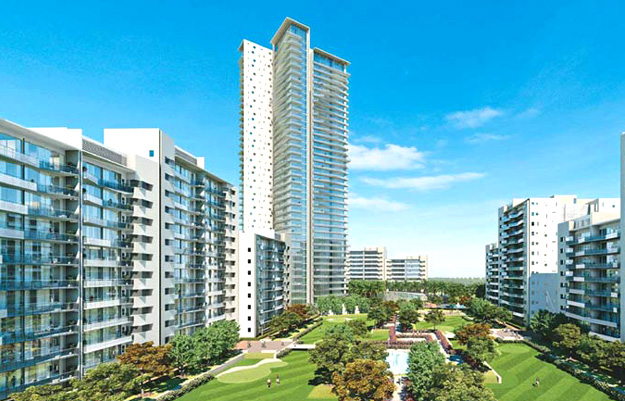 Ireo Victory Valley Sector-67, Golf Course Extension Road, Gurgaon, Haryana